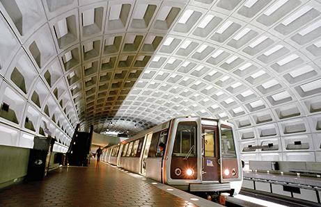 The public transit systems provide services to thousands of commuters around nova and Washington, D.C.