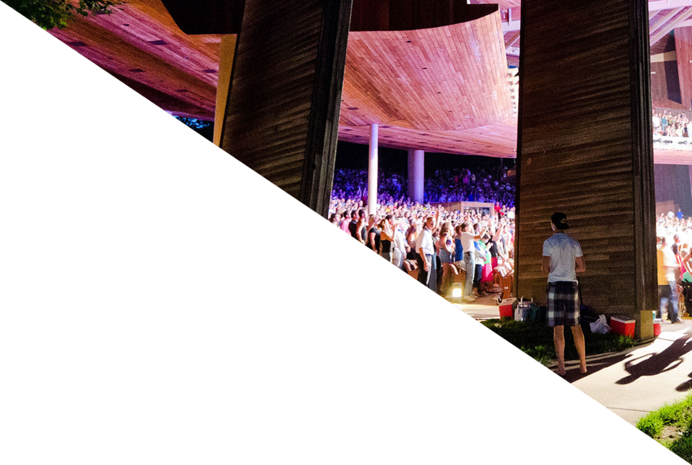 Livability in nova for music fans is great with venues like Wolf Trap.
